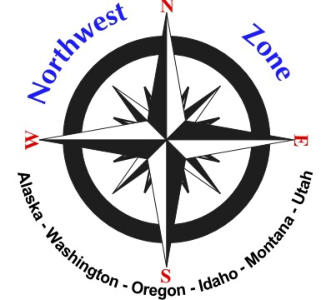 USMS Northwest Zone Logo